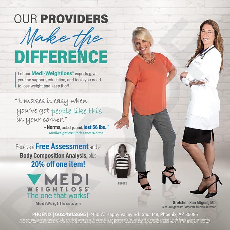 Medi-Weightloss - Free Assessment
