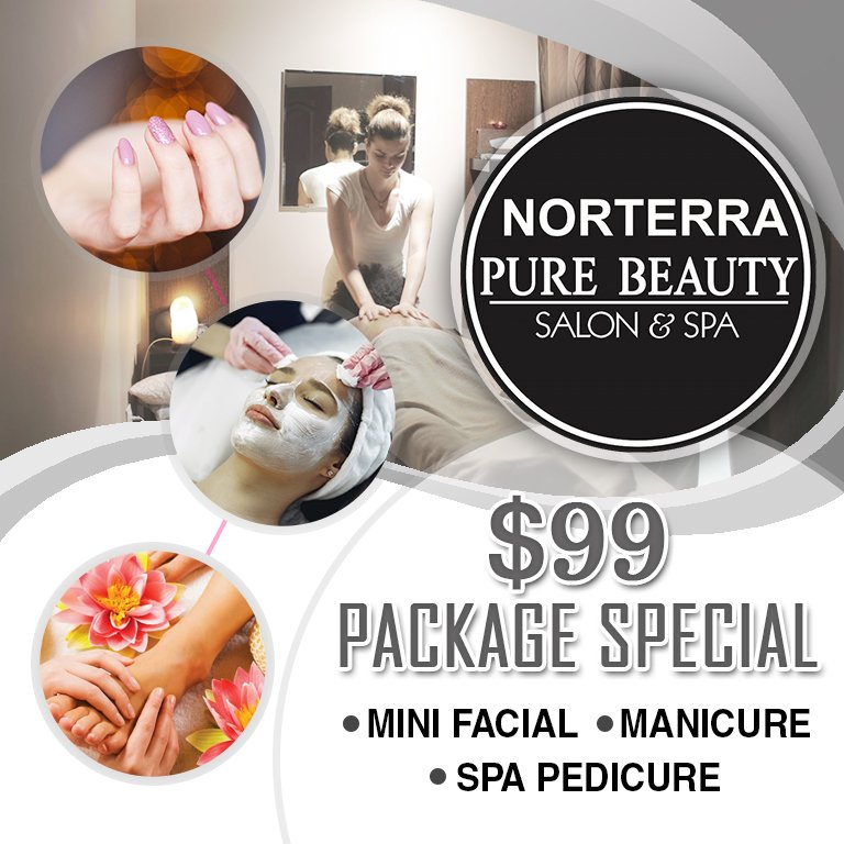 Pure Beauty $99 Package Special